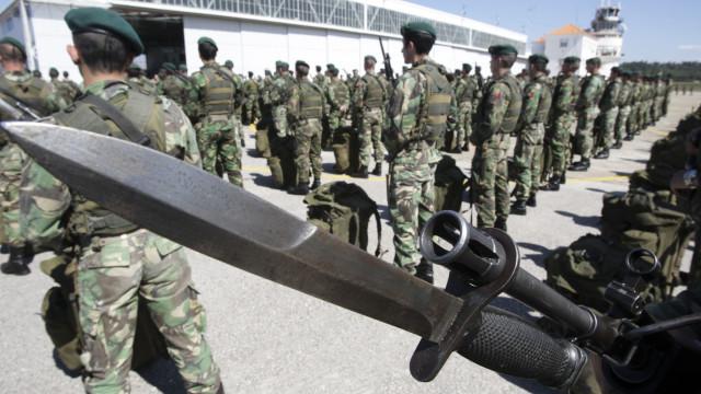 Comandos: Recrutas internados terão alta na quarta-feira