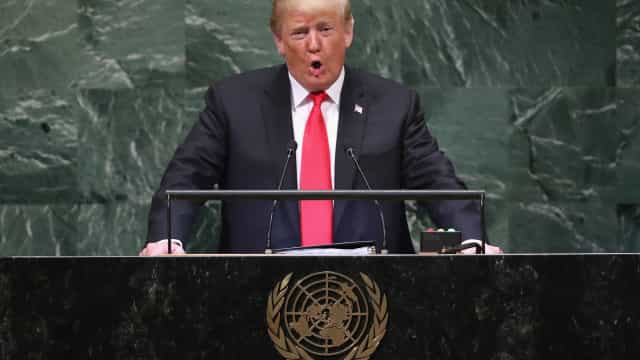Trump agradece a Kim Jong-un e deixa ameaças a Síria e Irão