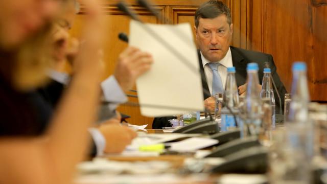 Augusto Baganha apresenta providência cautelar para revogar demissão