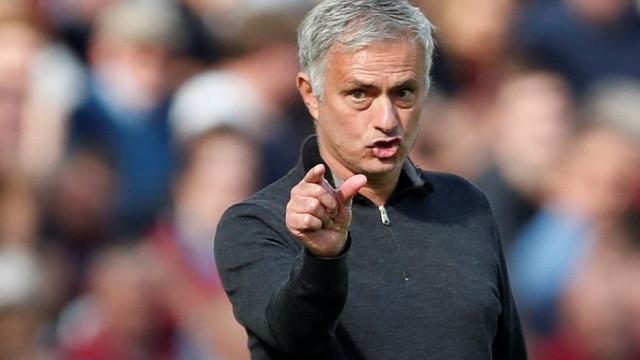 José Mourinho antecipa conferência de imprensa em cinco horas