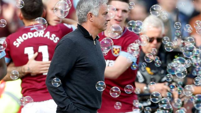 Mourinho: Entre a maldição de Ferguson e o título de 'hated one'