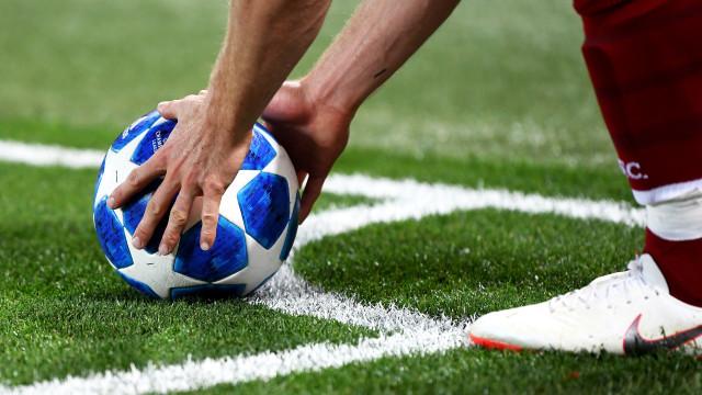 UEFA desmente Liga dos Campeões ao fim de semana