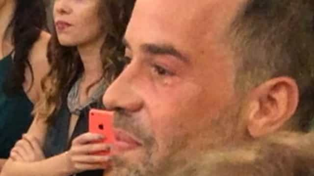 Vídeo: Luís Filipe Borges chorou ao ver a noiva entrar na igreja