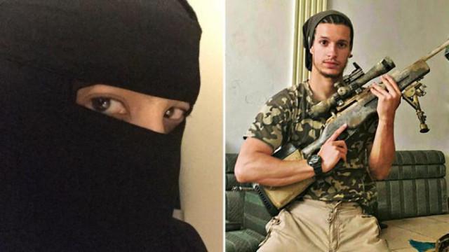 Conhecida a identidade de mulher de terrorista português do Daesh