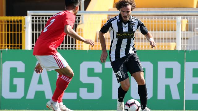 Rafael Barbosa deixa o Portimonense e regressa ao Sporting
