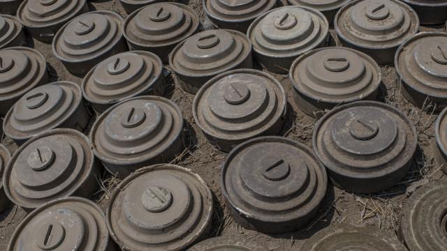 Coreias começam a remover minas antipessoal junto da fronteira