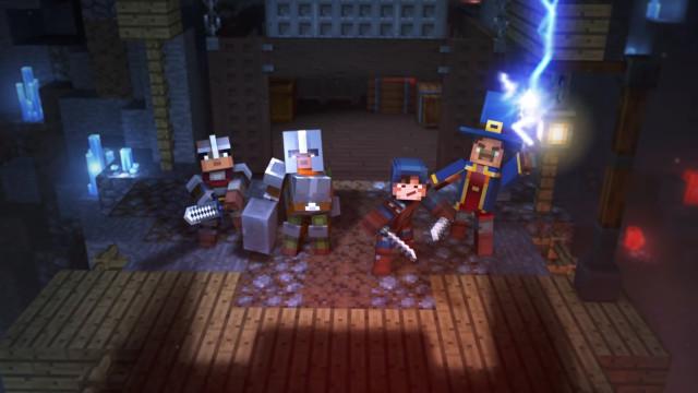 Há um novo 'Minecraft' a caminho