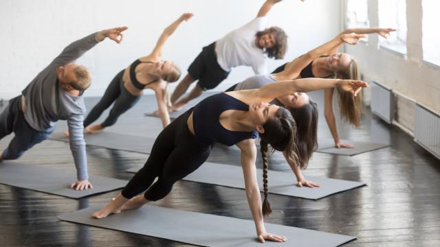 Quer fazer Yoga num palácio? Este domingo terá a oportunidade