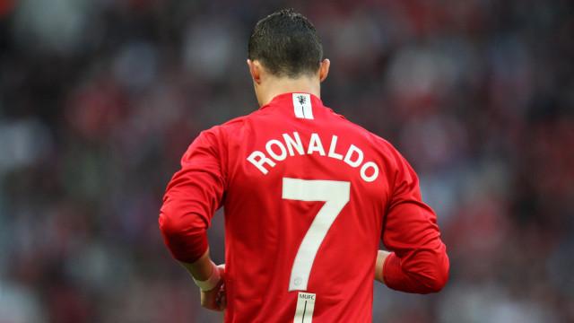 """Van Nistelrooy ficava frustrado com Cristiano Ronaldo"""