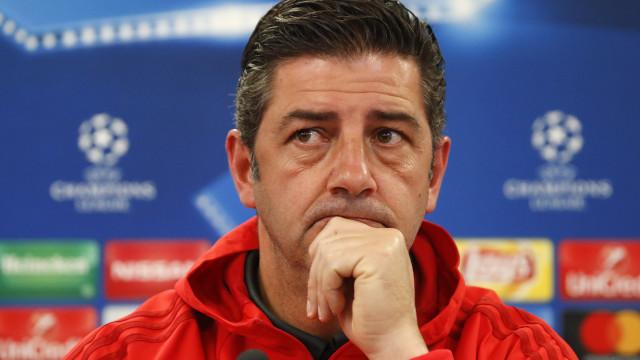 Adeus Benfica, olá Al-Nasr. Rui Vitória prestes a rumar à Arábia Saudita