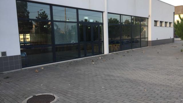Escola Básica do Bonito foi vandalizada. Autarquia pede ajuda