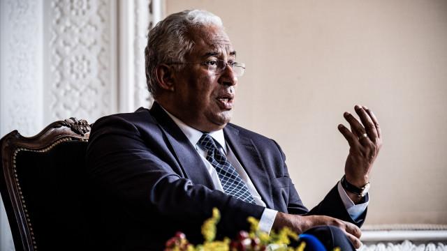 """OE """"continuará a melhorar a vida dos portugueses"""", palavra de Costa"""