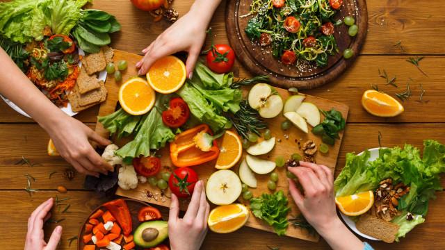 Não se perca. Numa dieta vegetariana, estes são os quatro pontos chave