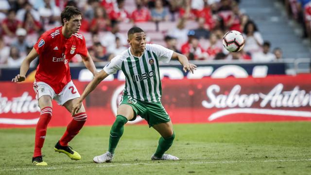 Benfica, FC Porto e Sporting de olho em Carlos Vinícius
