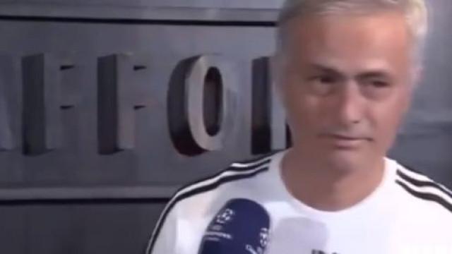 Futuro em jogo? Mourinho dá resposta 'curta e grossa'