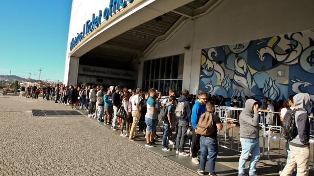 FC Porto esgota bilhetes para o Clássico da Luz em horas