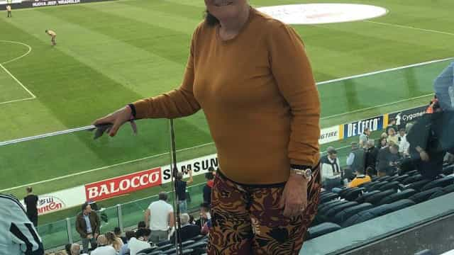 Dolores Aveiro deixa 'recado' à Juventus nas redes sociais?