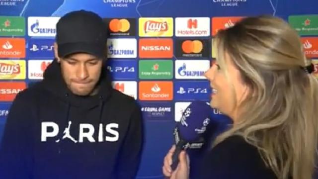 Bola de Ouro? Neymar dá três nomes e surpreenda-se com quem ficou de fora