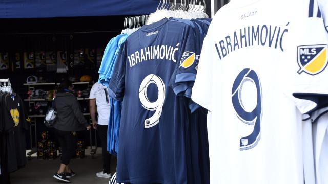 Ibrahimovic poderá estar prestes a regressar à Europa... por empréstimo