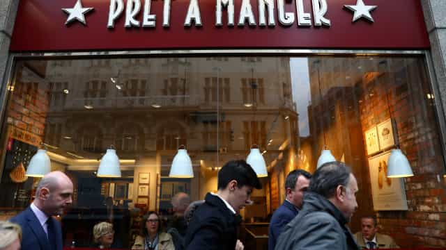 Uma segunda pessoa morre após comer produto da Pret a Manger