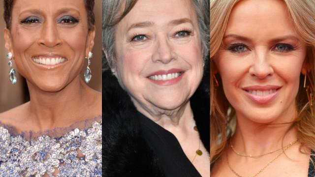 Cancro da mama: As celebridades que lutaram contra a doença