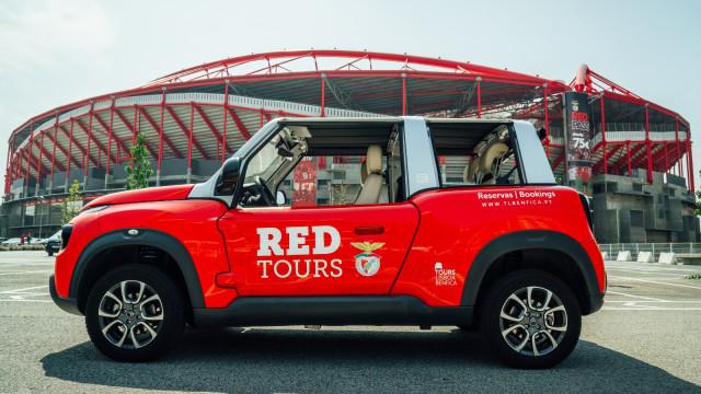 Chegaram a Lisboa as viagens 100% ecológicas pelo Sport Lisboa e Benfica
