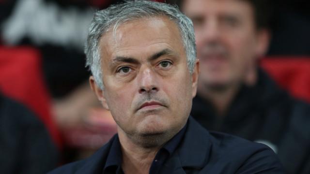Mourinho como nunca o viu... em casa