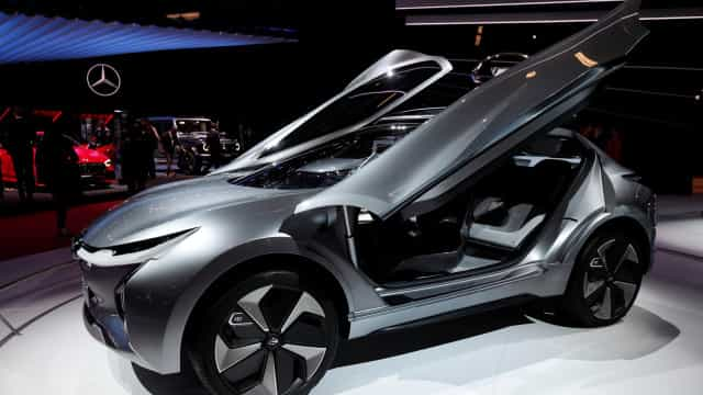 Mondial de l'Auto 2018: O palco dos carros do futuro