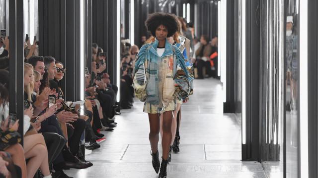 Tendências a reter das quatro semanas da moda estrangeiras