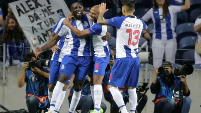 Marega conduziu Dragão ao triunfo europeu diante do Galatasaray