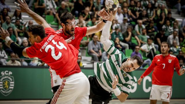 Sporting consegue recuperação fantástica e vence Benfica