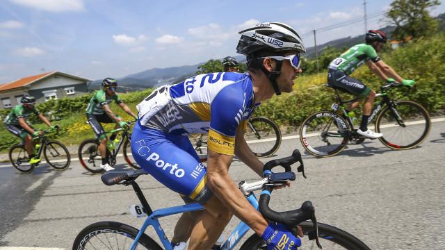 Ciclista português acusou positivo para uma substância proibida