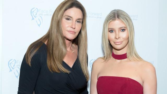 Sophia Hutchins fala sobre relação com Caitlyn Jenner