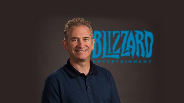 Presidente da Blizzard anuncia saída, 20 anos depois