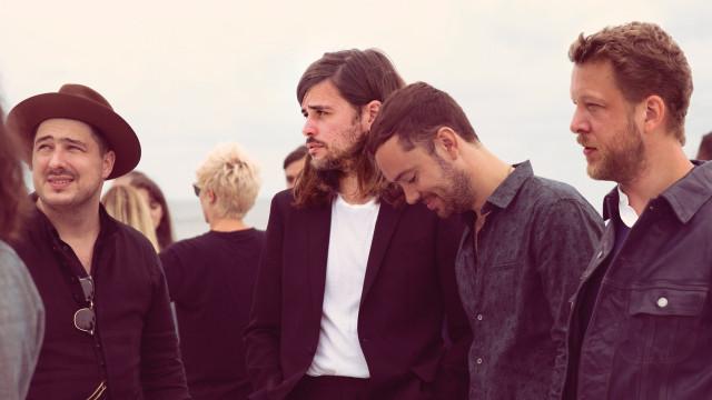 Mumford & Sons voltam a Portugal para concerto no Altice Arena
