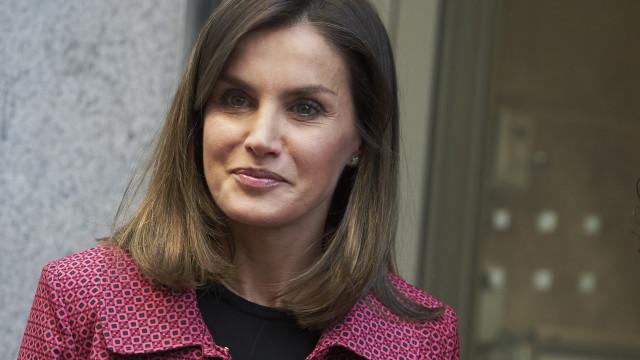 Rainha Letizia chega a Maputo para conhecer ajuda de Espanha