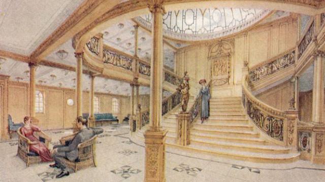 Folheto do Titanic vai a leilão 106 anos depois do navio ter afundado