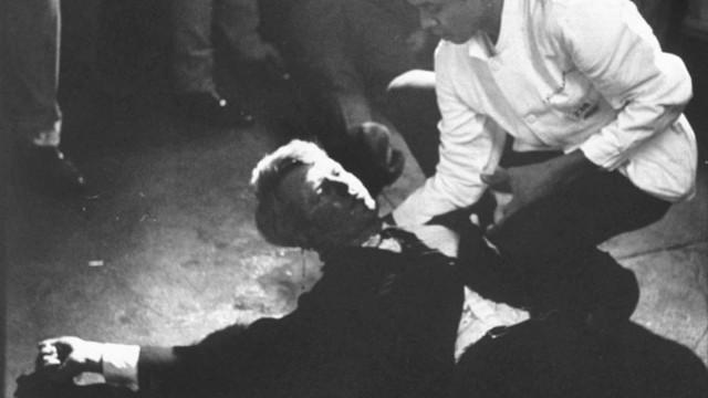 Morreu o homem que ajudou Robert F. Kennedy quando foi baleado