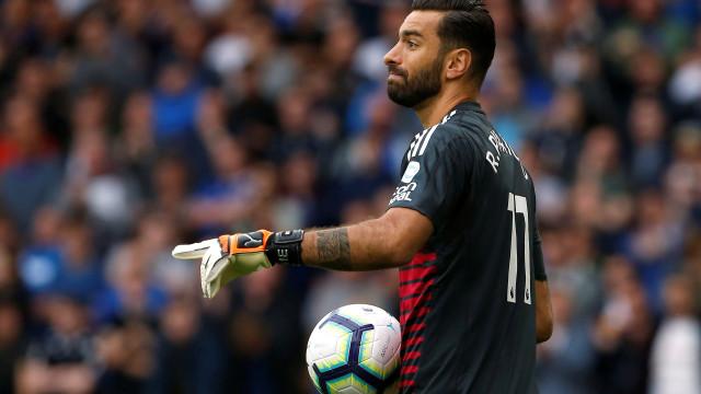 """'Caso Patrício': Nuno enaltece """"comportamento"""" do Wolves com o Sporting"""