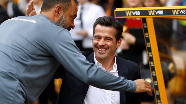 Pausa na novela Mourinho. Há dois técnicos lusos a sorrir em Inglaterra