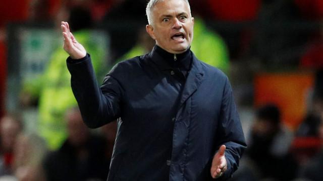 """""""Está enganado quem pensa numa nova era no M. United com Mourinho"""""""