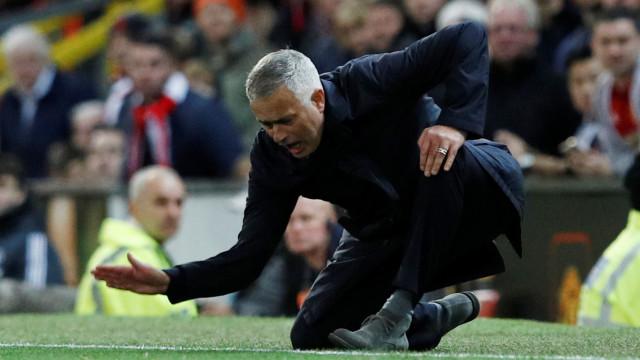 FA à procura de especialista em leitura labial para investigar Mourinho