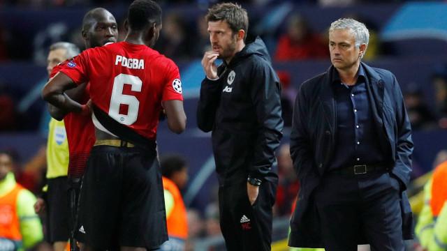 United não perdoa falta de respeito a Mourinho e multa Pogba