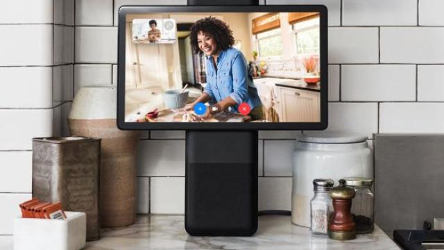 Chama-se Portal e é o primeiro produto de hardware do Facebook