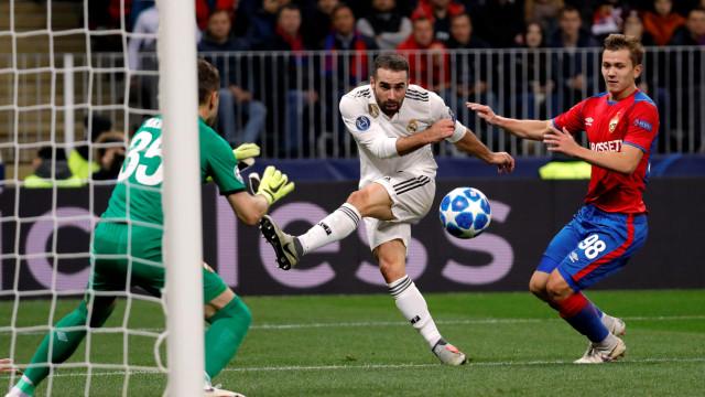 """R. Madrid que se prepare: """"Não me quero retirar sem jogar em Inglaterra"""""""
