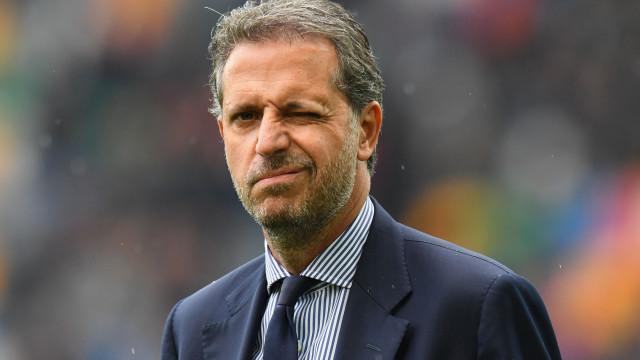 Diretor desportivo da Juventus apoia CR7 e quebra 'tabu Pogba'