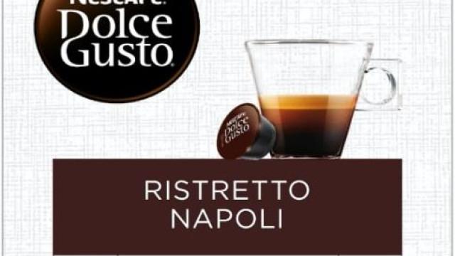NESCAFÉ Dolce Gusto lança Ristretto Napoli