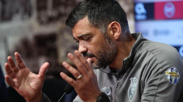 FC Porto vai ganhar em Moscovo? A 'lei' imposta por Conceição diz que sim