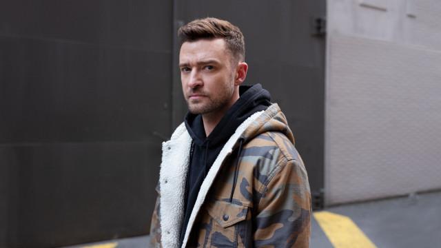 Este Inverno, é Justin Timberlake quem lhe propõe o que vestir