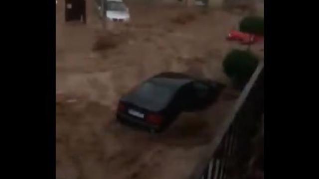 Inundações em Maiorca fazem, pelos menos, duas vítimas mortais